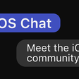 iOS Chats: Meet the wonderful iOS community