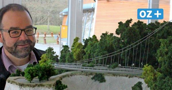Modell zeigt: So spektakulär wird die neue Plattform am Königsstuhl auf Rügen