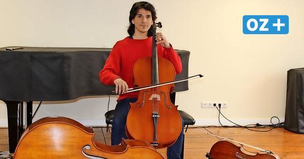 Cello und Kontrabass: Neue Klänge in der Wolgaster Musikschule