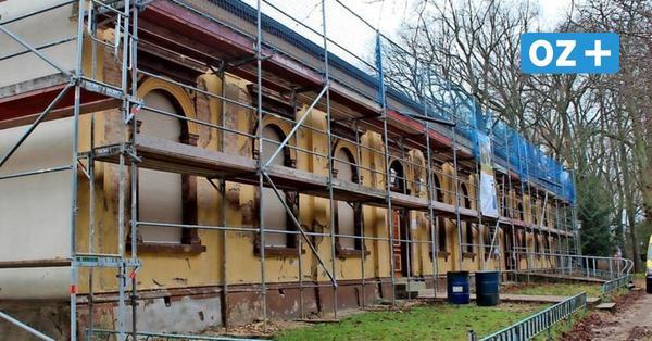 Streit in Lassan: Sanierung des Schützenhauses teurer als geplant