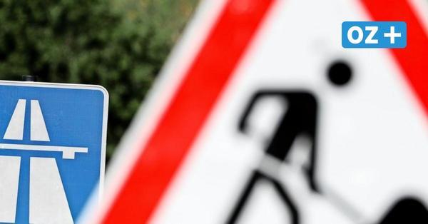 Autofahrer aufgepasst: Bauarbeiten auf der A 20 zwischen Anklam und Jarmen