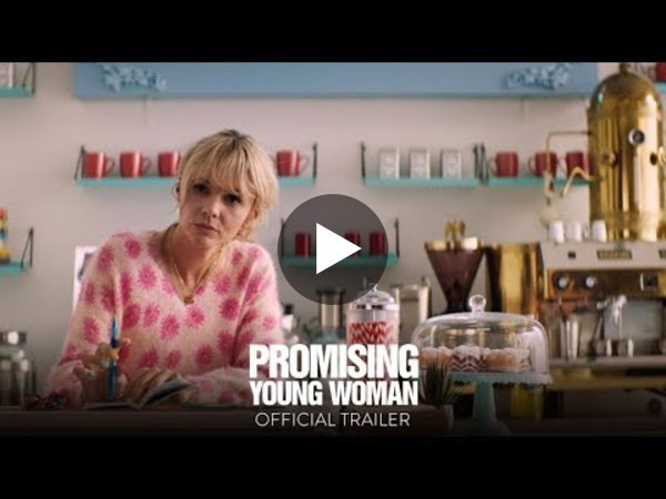 PROMISING YOUNG WOMAN - Official Trailer [HD] - This Christmas