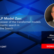 Bring power of transformer models to semantic search in Azure Cognitive Search | Meetup