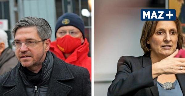 Schubert gegen Ernst: Potsdam will Tests, oder die Schulen sollen wieder schließen