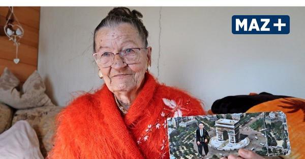 Ihre Liebe begann mit einer Flaschenpost: Wie Heike Scheffler aus Kähnsdorf ihren Mann fand