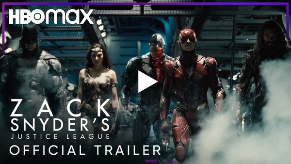 Zack Snyder's Justice League | Official Trailer | HBO Max