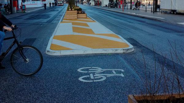 Villes cyclables : Hambourg en-dessous de la moyenne