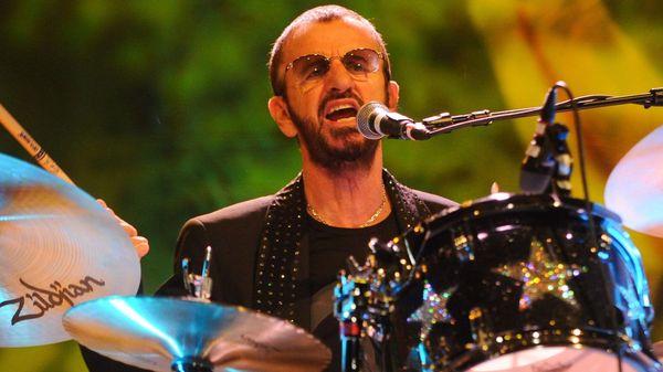 """Ringo Starr mit neuer Platte: """"Ich kann jetzt mit euch allen abhängen"""""""