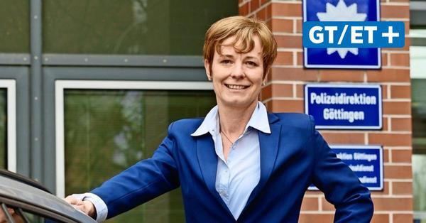 Gwendolin von der Osten – die neue Präsidentin der Göttinger Polizei
