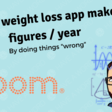 How Noom grew to a 9-figure revenue by going against common marketing advice -