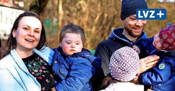 Die Familie Nemeth und ihr Leben mit Theodor, der das Down-Syndrom hat