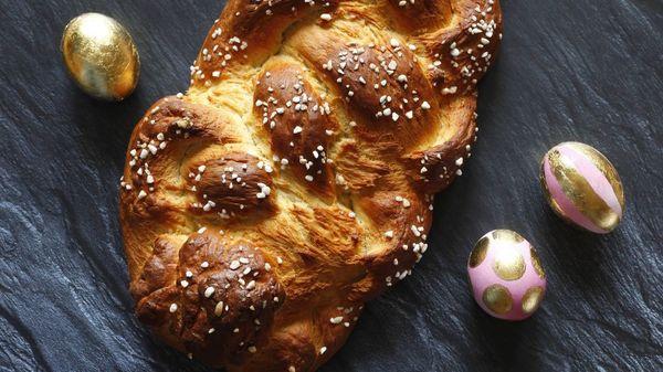 Hefezopf zu Ostern: Einfache Rezepte zum Selbermachen