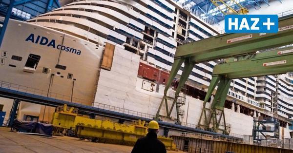 Papenburg in der Corona-Krise: Streit um Jobs bei der Meyer-Werft und fehlende Touristen