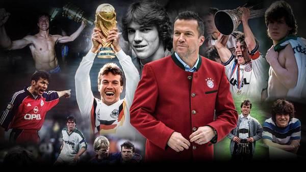 Lothar Matthäus wird 60: Als Spieler ein Weltstar, als Trainer nicht gefragt - nun Löw-Nachfolger?