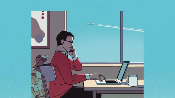 Is the business trip dead?