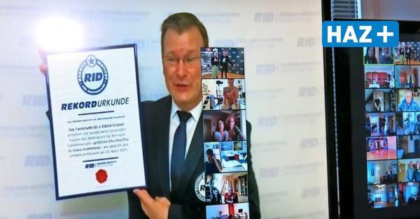 Erfolg für Burgdorfer Tanzschule: Onlineweltrekord im Cha-Cha-Cha gelingt