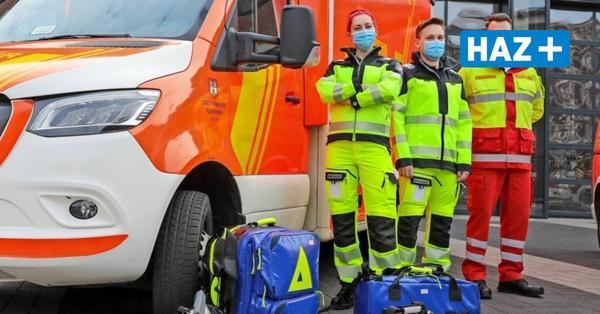 Einsatz in Gelb und Blau: So sehen die Notfallretter der Feuerwehr ab nächster Woche aus