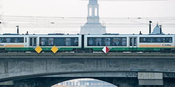 Polen jetzt Hochinzidenzgebiet – Trilex stellt Zugverbindung ein