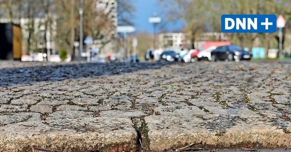 Dresden schafft mehr Platz für Fußgänger