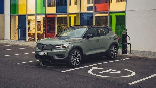 Kompaktes Kraftpaket: Volvos erstes reines Elektroauto XC40 Recharge Pure Electric im Test