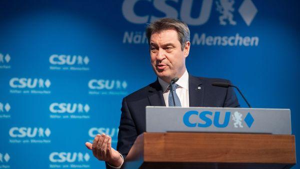 Söder nach Maskenaffäre: CSU stellt Zehn-Punkte-Plan für Mandatsträger auf