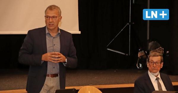 Ratzeburgs Bürgermeister Koech muss sich Fragen der Politiker stellen