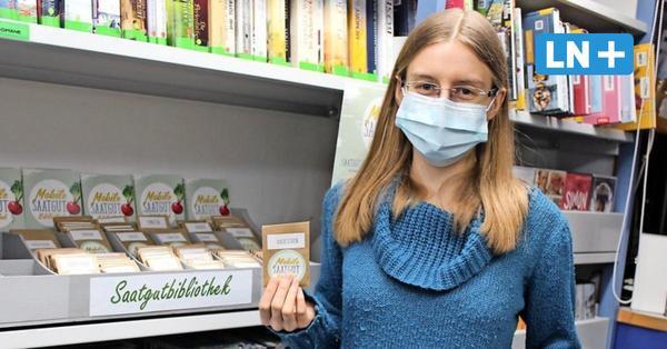 Alte Obst- und Gemüsesorten: Fahrbücherei Stormarn startet Saatgut-Verleih