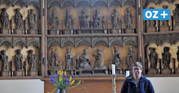 Herrnburg: Initiative für Renovierung des 600 Jahren alten Altars