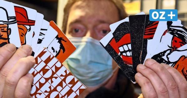"""""""Treck"""": Das ist das neue Kartenspiel der Stralsunder Fabrik im Speicher"""