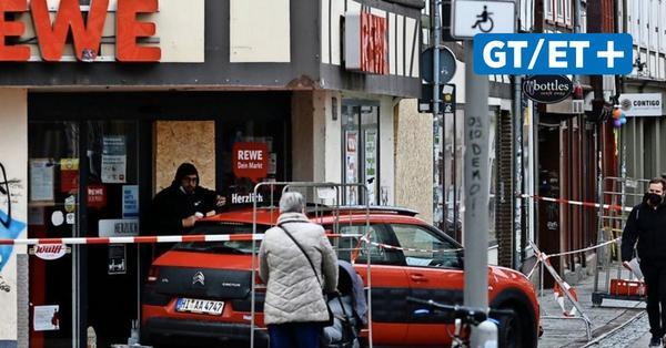 Nach dem Feuer: Brandort in Göttinger Innenstadt weiterhin beschlagnahmt
