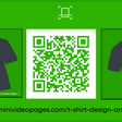 T Shirt Design and Print – Mini Video Pages