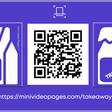 Takeaway – Mini Video Pages