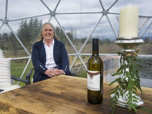 B.C. wineries look to improve market share as restaurant sales plummet