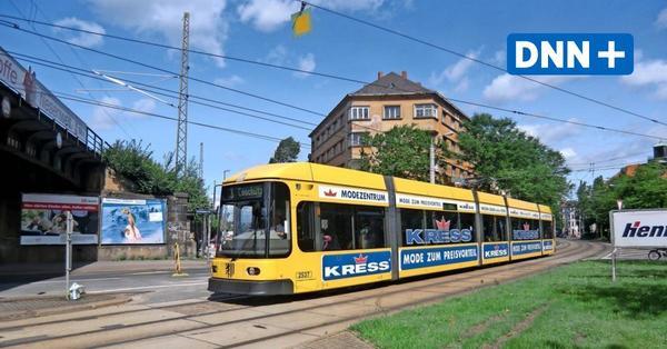 Jubiläum bei den Gelben: 25 Jahre Stadtbahnwagen der Dresdner Straßenbahn