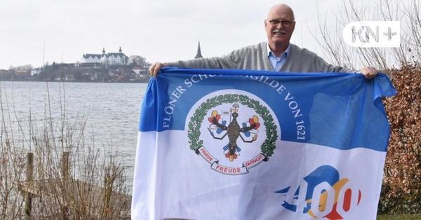 Plöner Schützengilde wird 400 Jahre alt - Interview mit Heinz Langfeldt