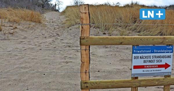 Travemünde: Gefährdet Ostseekabel die Sicherheit am Priwallstrand?