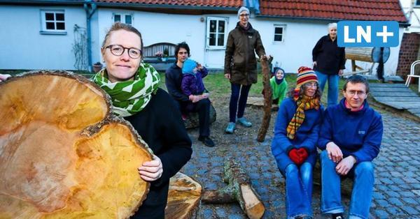 Uralter Baum im Birnbaumhof gefällt - Anwohner sammeln für Neupflanzung