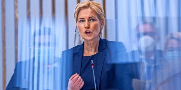 Vor Bund-Länder-Gipfel: Schwesig sieht keine Akzeptanz für Ausgangssperren