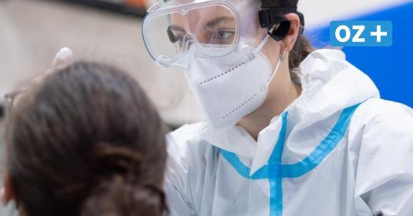 74 Corona-Infektionen am Montag in MV: Hälfte der Fälle aus einem Kreis