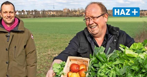 Auf dem Kronsberg bauen Bürger bald Obst und Gemüse an