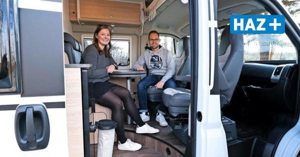 Corona-Trend Wohnmobil: Warum sich ein Paar aus Hannover einen Camper kauft
