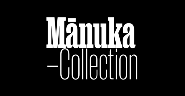 Mānuka by Klim Type Foundry