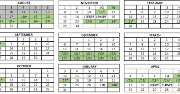 Cps 2022 Calendar.Here S Cps 2021 2022 School Year Calendar Revue