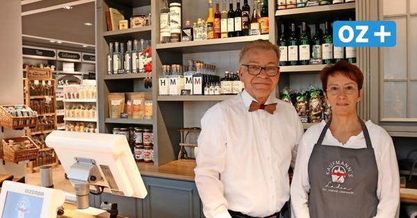 Bad Doberaner eröffnet Laden mitten in der Pandemie