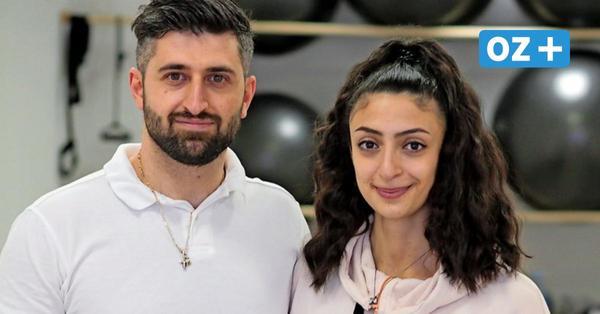 Yoga und Physio statt Mode und Laufsteg: Stralsunder Paar erfüllt sich Traum