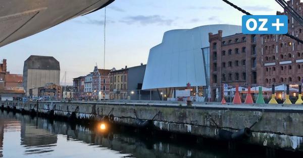 Stralsund kurbelt die Wirtschaft an: Investitionen von 50 Millionen geplant