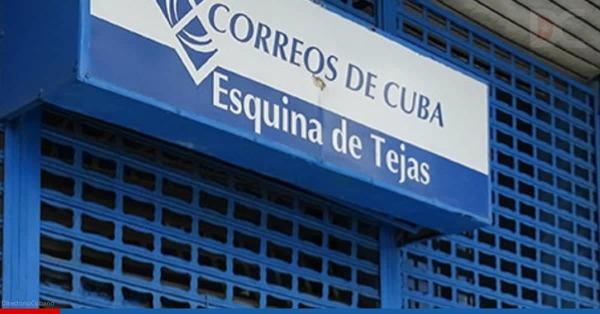 Información de Correos de Cuba sobre el envío de paquetería desde los Estados Unidos