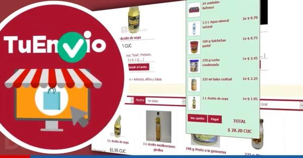 En Cuba se venden 15 mil combos diarios: Compras en tiendas virtuales cubanas van en retroceso según la prensa oficial