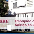 Aviso de la Embajada de México en Cuba