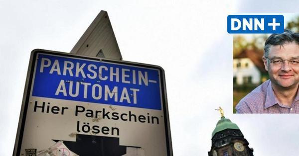 Dresdens FDP fordert: Erhöhung der Parkgebühren erst nach Corona